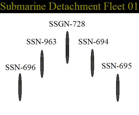 Naval Units Sdf-0110