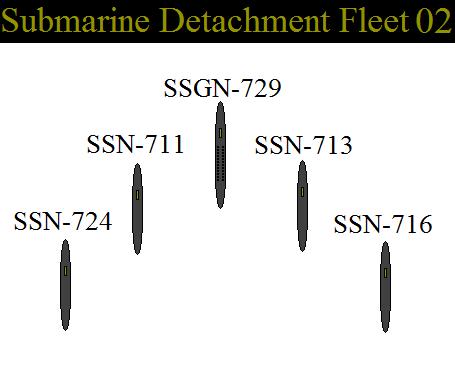 Naval Units Sdf-0210