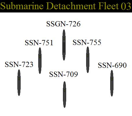 Naval Units Sdf-0310