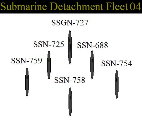 Naval Units Sdf-0410