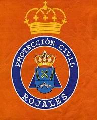 AGRUPACION DE PROTECCION CIVIL ROJALES Escudo10