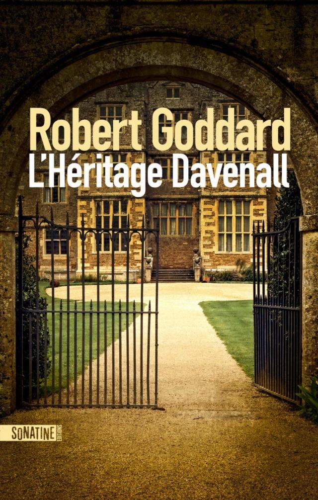 [Goddard, Robert] L'héritage Davenall 8198sg10