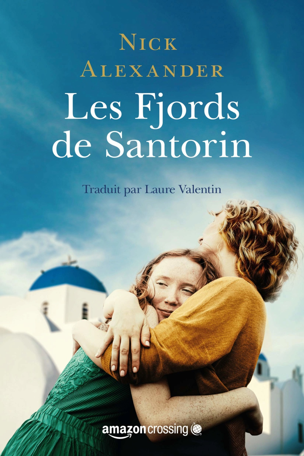[Alexander, Nick] Les Fjords de Santorin  81gy5g10
