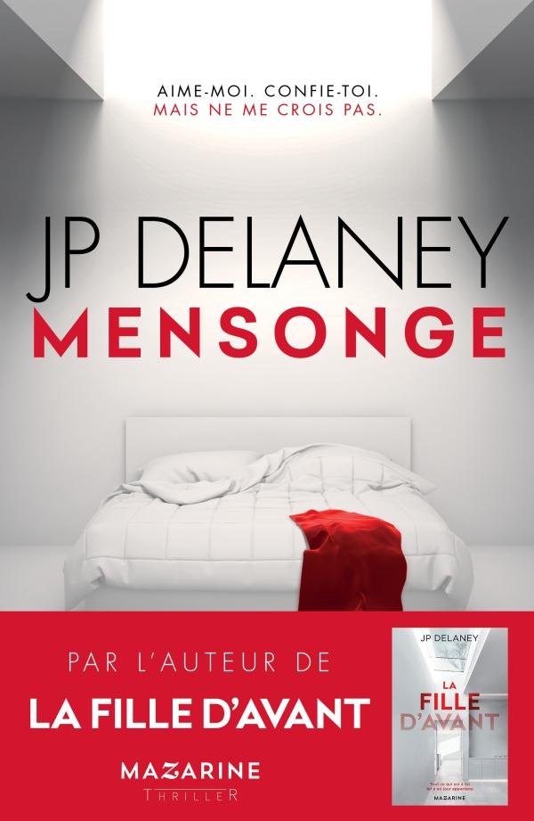 [Delaney, J.P] Mensonge 97828610