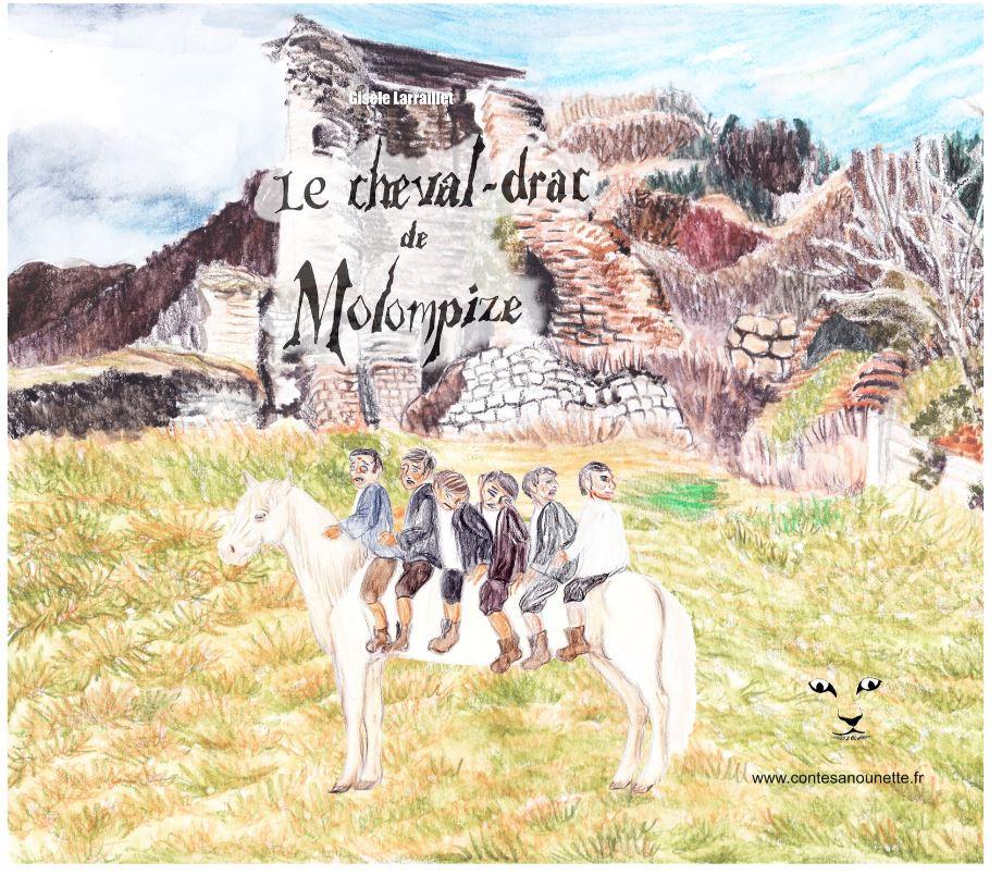 [Larraillet, Gisèle] Le cheval-drac de Molompize Cheval11