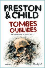 [Preston, Douglas & Child, Lincoln] Tombes oubliées Cvt_te10