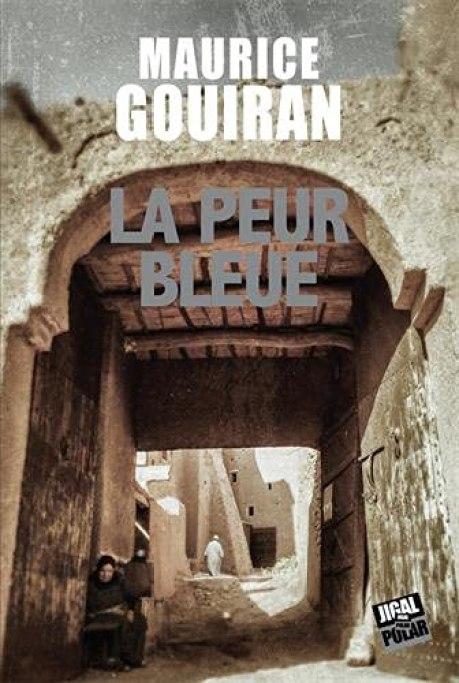 [Gouiran, Maurice] La peur bleue Gouira11