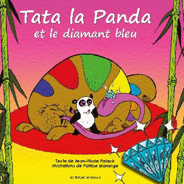 [Palach, Jean-Marie] Tata la Panda et le diamant bleu Image10