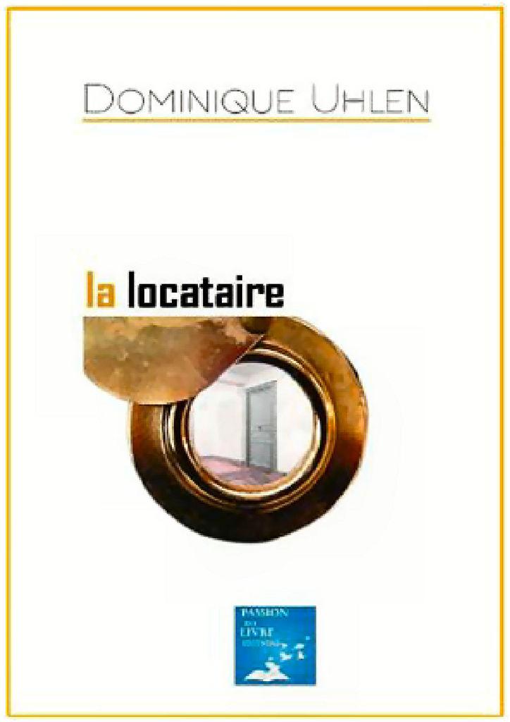 [Uhlen, Dominique] La locataire Ob_3cf10