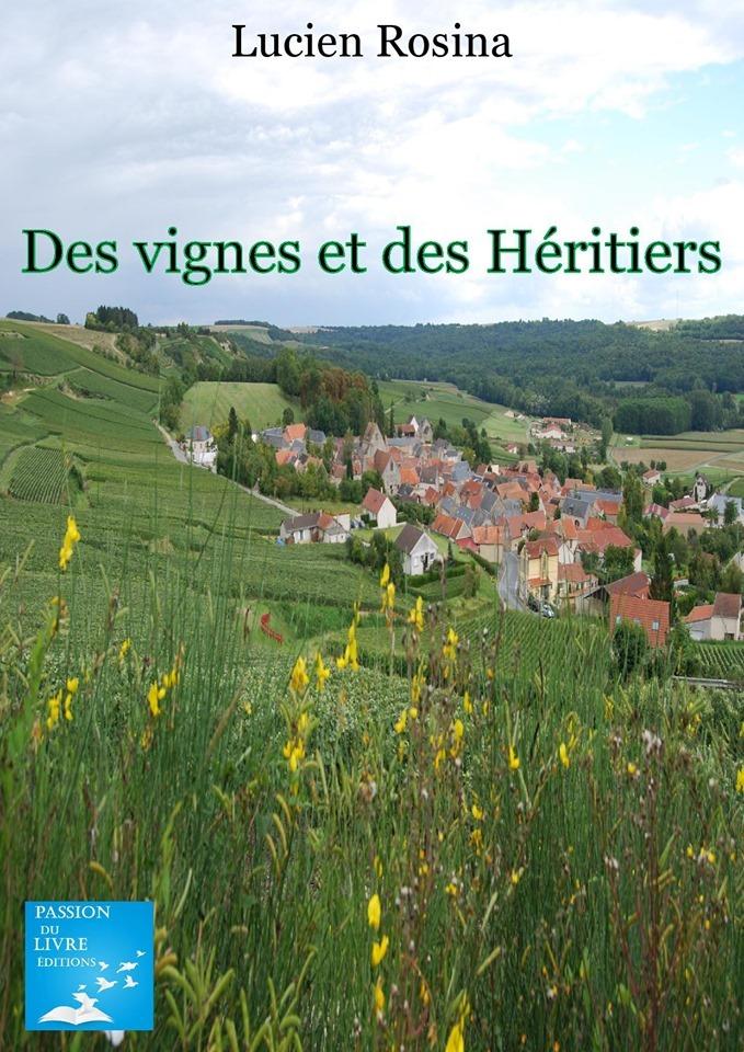[Rosina, Lucien] Des vignes et des héritiers  Ob_d4b10