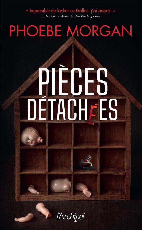 [Morgan, Phoebe] Pièces détachées Pizoce10