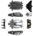 vaisseau d'exploration 3D - EX201 (avant projet) Rendup10