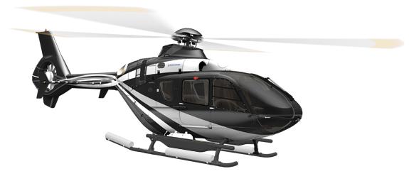 Eurocopter dévoile son nouveau EC 135 T3/P3 80170310