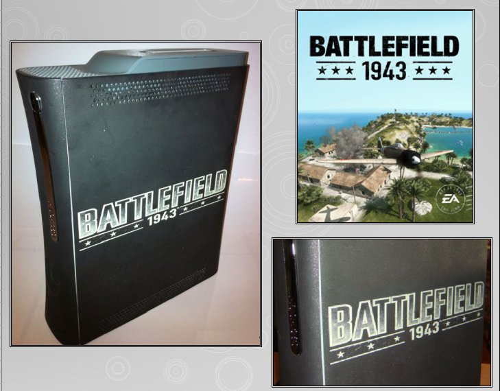 XBOX 360 : Edition BATTLEFIELD 1943  Battle11