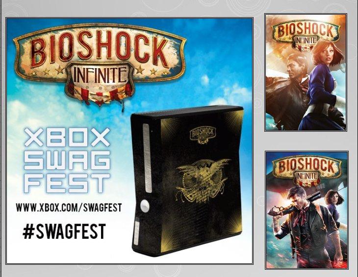 XBOX 360 : Edition BIOSHOCK INFINITE Biosho12