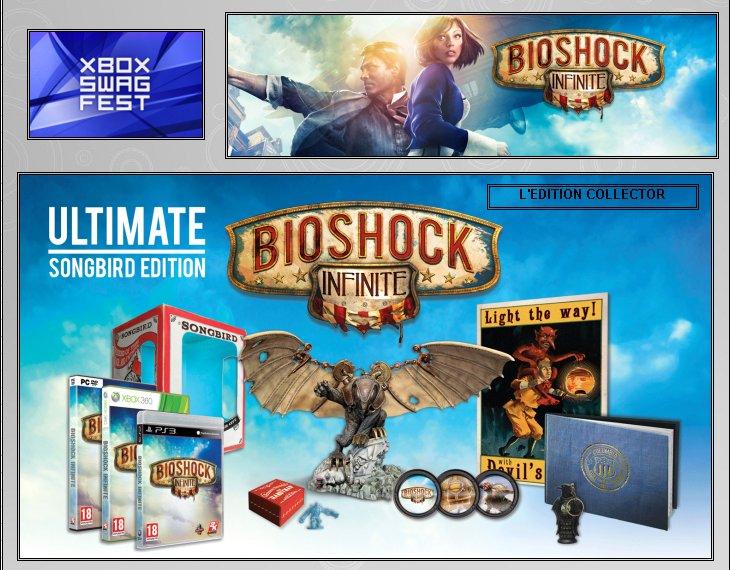 XBOX 360 : Edition BIOSHOCK INFINITE Biosho13