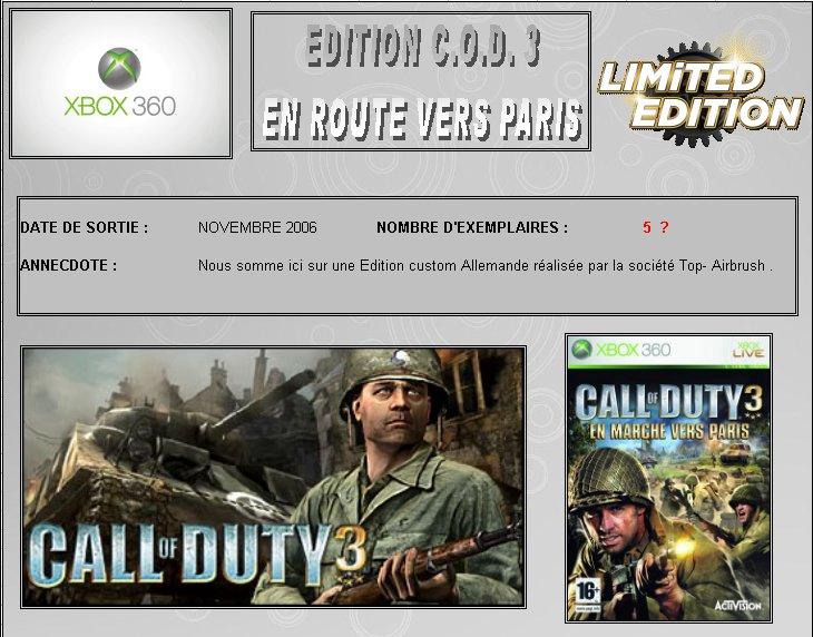 XBOX 360 : Edition CALL OF DUTY 3 Cod3_010