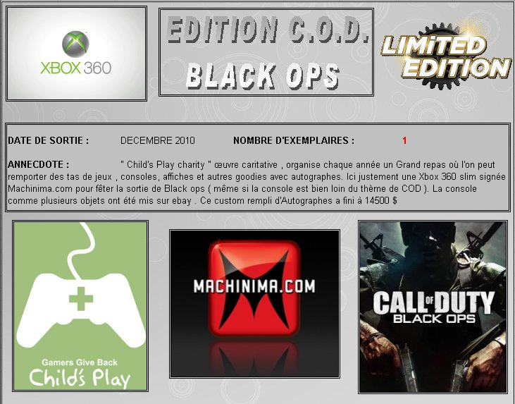 XBOX 360 : Edition CALL OF DUTY Black Ops  Cod_bl11