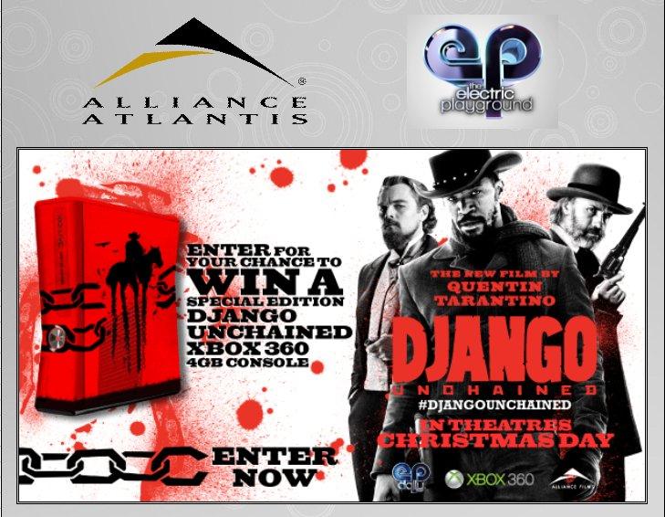 XBOX 360 : Edition DJANGO UNCHAINED Django11