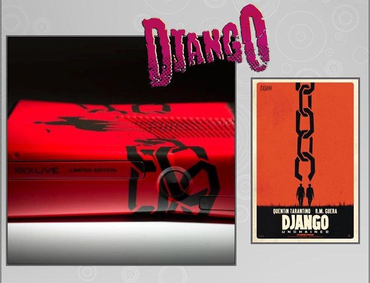 XBOX 360 : Edition DJANGO UNCHAINED Django12