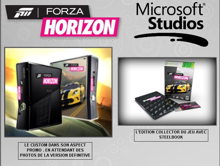 XBOX 360 : Edition FORZA HORIZON Forza_12