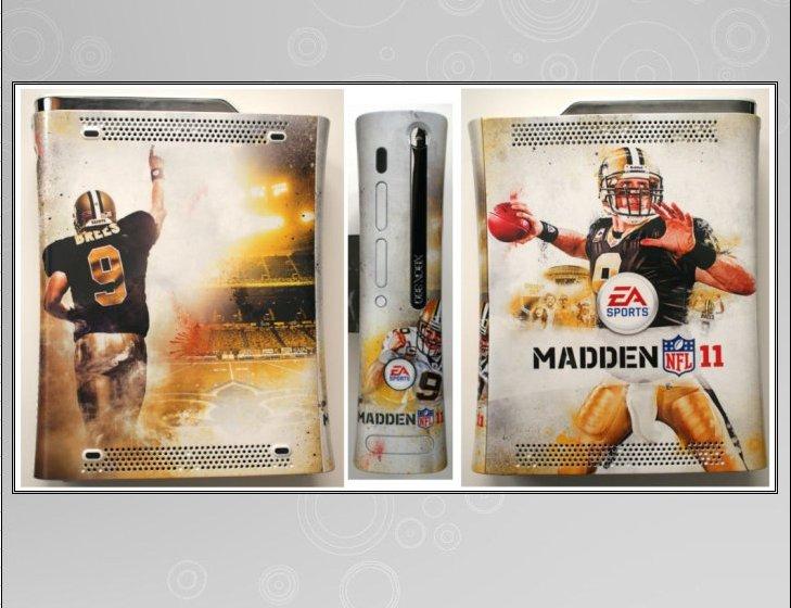 XBOX 360 : Edition MADDEN 11 Madden11