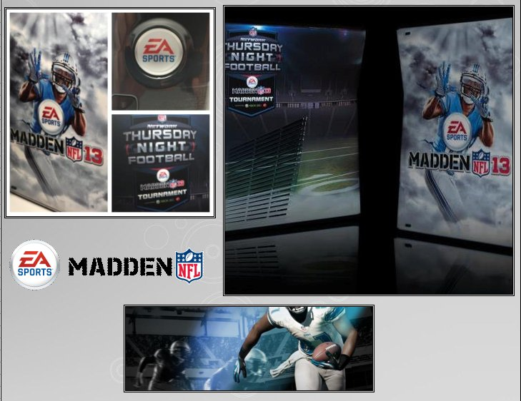 XBOX 360 : Edition MADDEN 13   Madden16