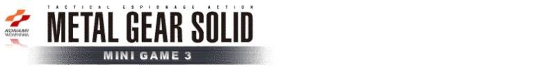 Concours Spécial METAL GEAR SOLID   ~~  Tirage au sort le 05/03 ~~ Mini0710