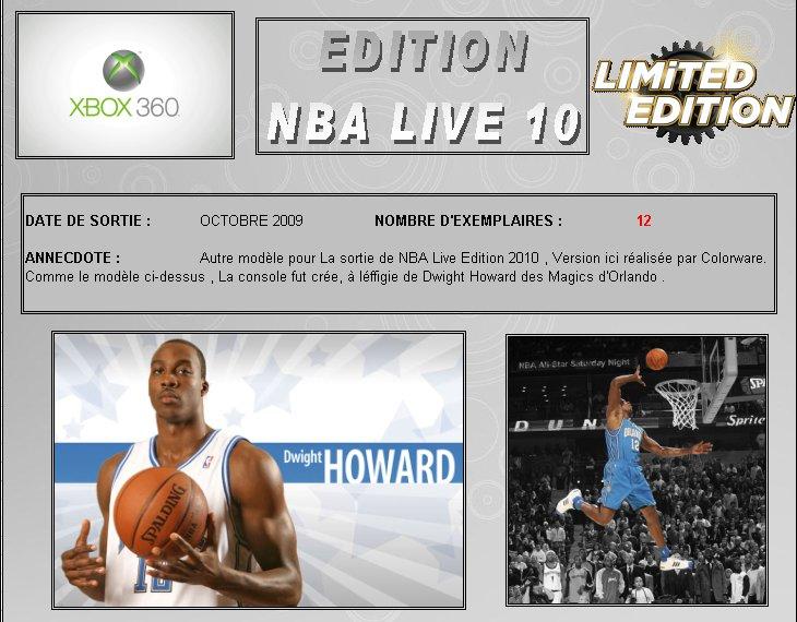 XBOX 360 : Edition NBA LIVE 10 Nba0410