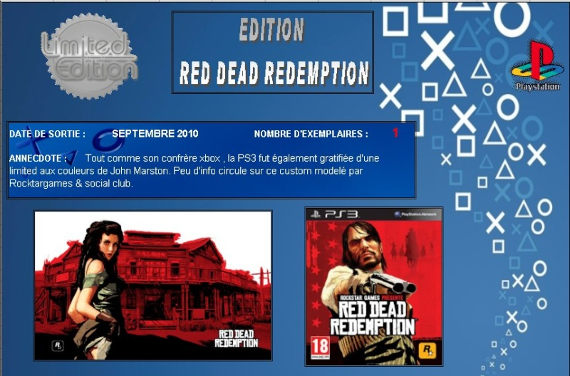 PLAYSTATION 3 : Edition RED DEAD REDEMPTION  Red_de10