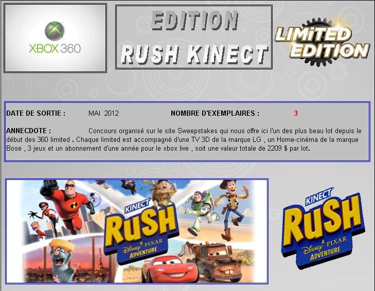 XBOX 360 : Edition RUSH KINECT Rush_k10