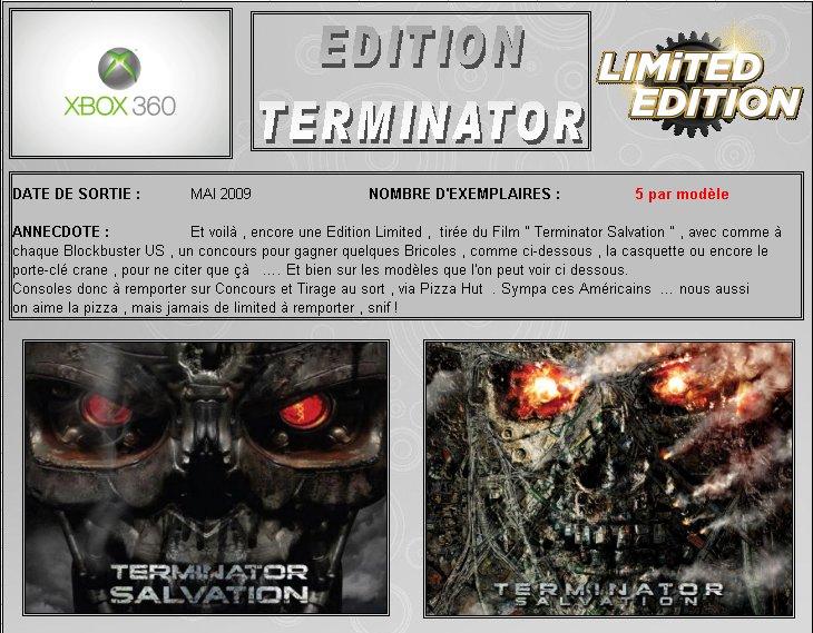 XBOX 360 : Edition TERMINATOR Termi010