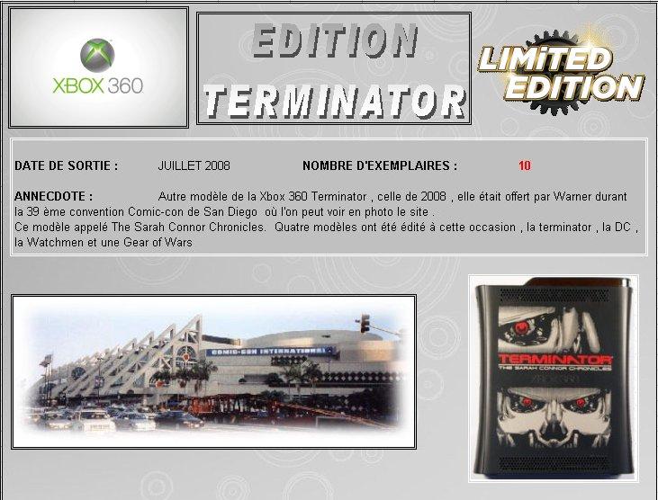 XBOX 360 : Edition TERMINATOR Termi013