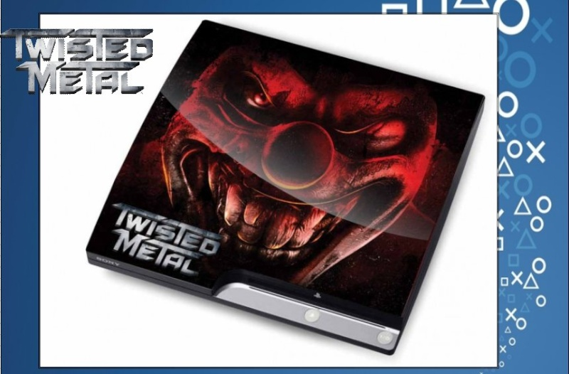 PLAYSTATION 3 : Edition TWISTED METAL Twiste11