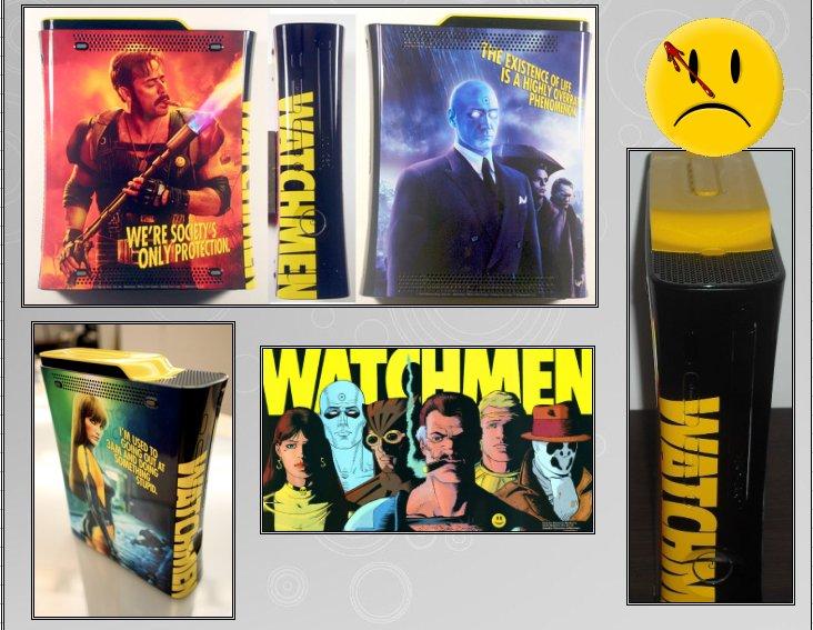 XBOX 360 : Edition WATCHMEN Watchm12