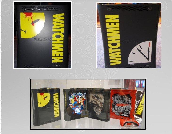 XBOX 360 : Edition WATCHMEN Watchm14