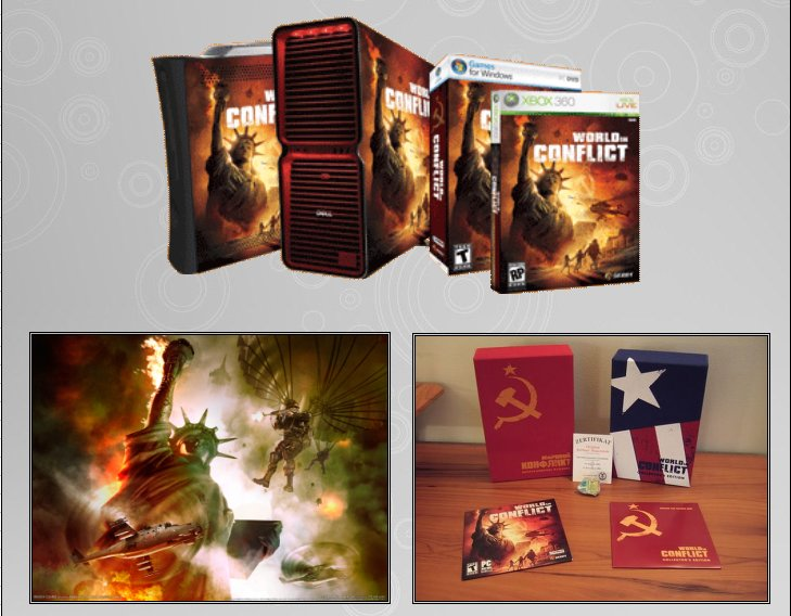 XBOX 360 : Edition WORLD IN CONFLICT World_11