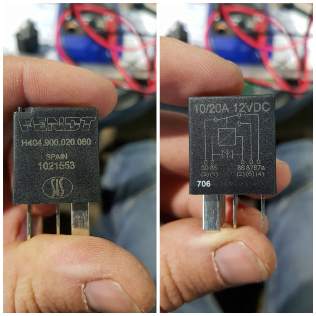 Problème Phare à LED 78528610