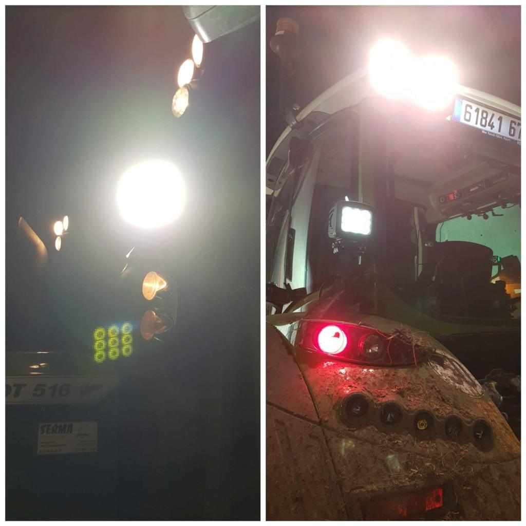 Problème Phare à LED Led210
