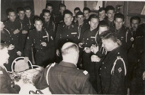 Buste d'un soldat de l'infanterie alpine Classe11