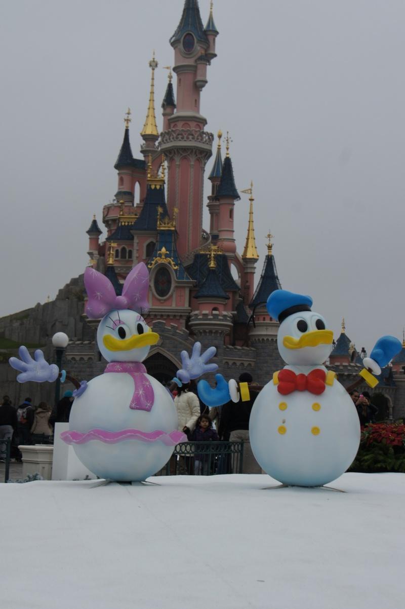 Le Noël Enchanté Disney (du 9 novembre 2012 au 6 janvier 2013) - Page 18 Dsc07813