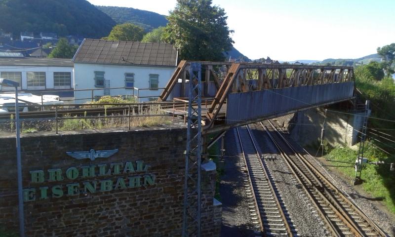 Mit dem Vulkan-Express hoch in die Eifel - die Brohltalbahn  0a10