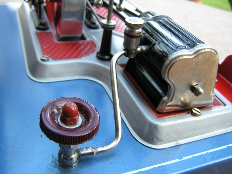 Modelldampfmaschine Wilesco D20 1014