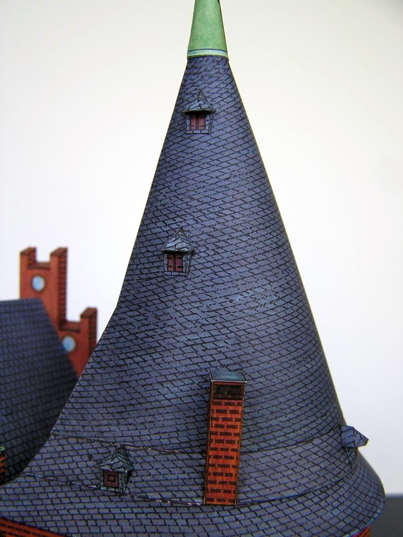 Holstentor Lübeck, 1:160, Schreiber-Bogen 1120