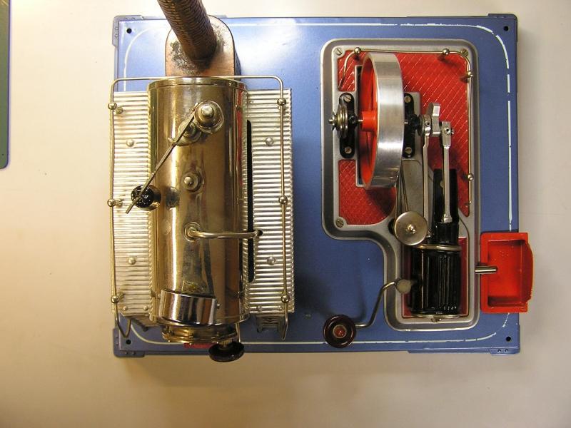 Modelldampfmaschine Wilesco D20 116