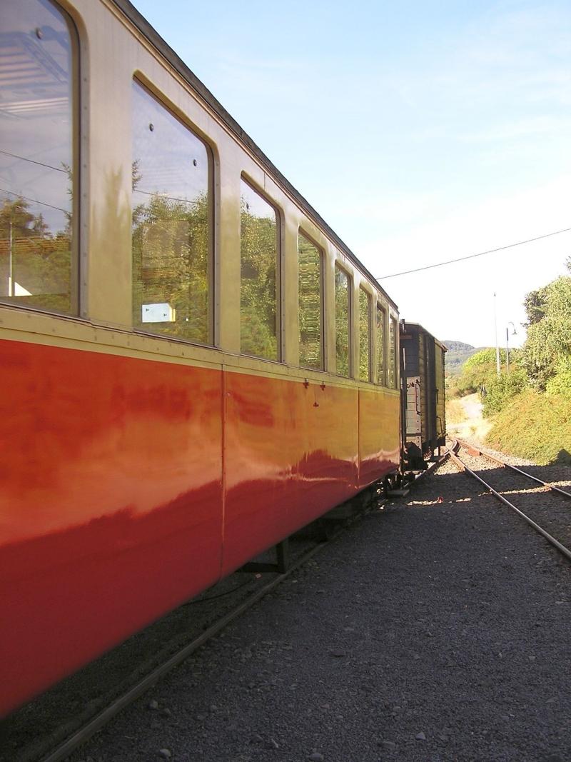 Mit dem Vulkan-Express hoch in die Eifel - die Brohltalbahn  1612