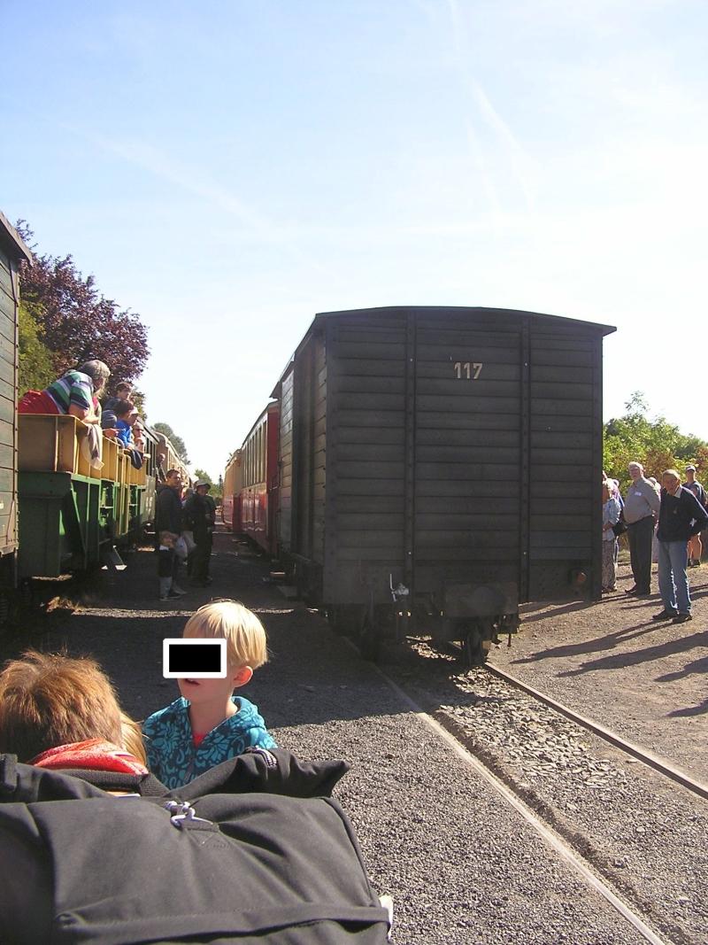 Mit dem Vulkan-Express hoch in die Eifel - die Brohltalbahn  1712