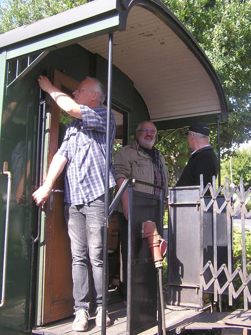 Mit dem Vulkan-Express hoch in die Eifel - die Brohltalbahn  1a10