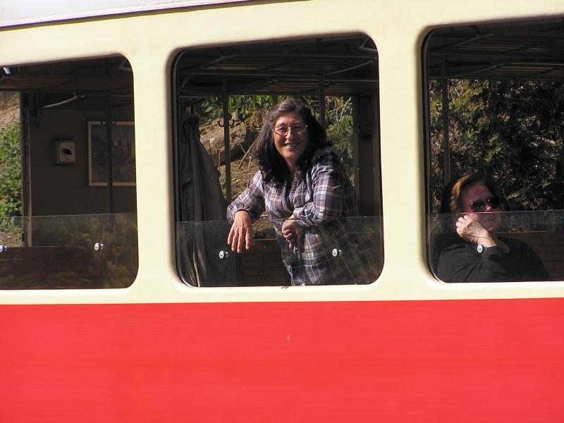 Mit dem Vulkan-Express hoch in die Eifel - die Brohltalbahn  1b10
