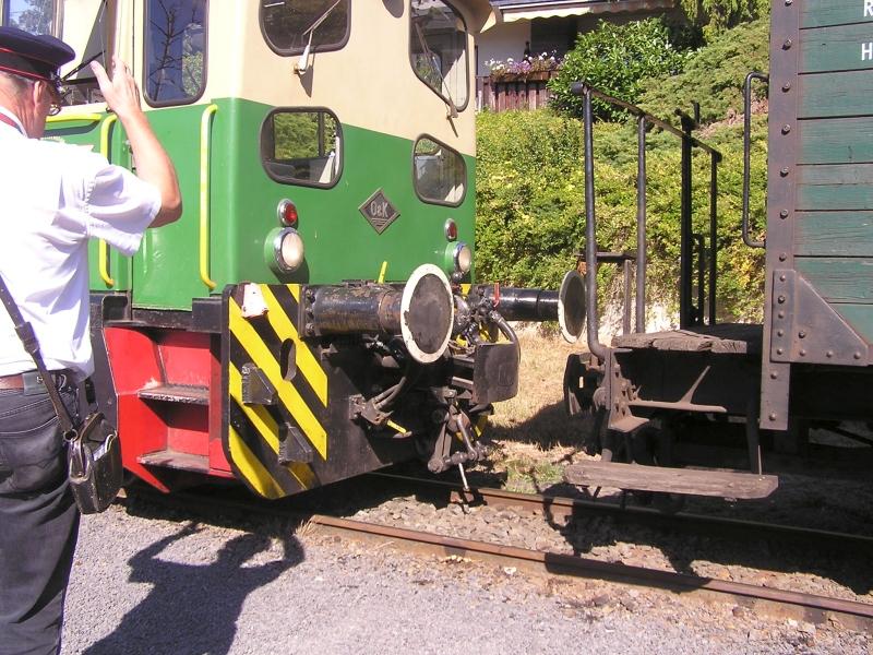 Mit dem Vulkan-Express hoch in die Eifel - die Brohltalbahn  20a10